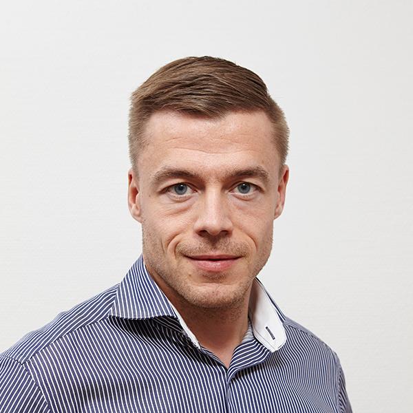 Filialdirektør Nicholaj Dyrholm Frimann - Sparekassen Sjælland-Fyn