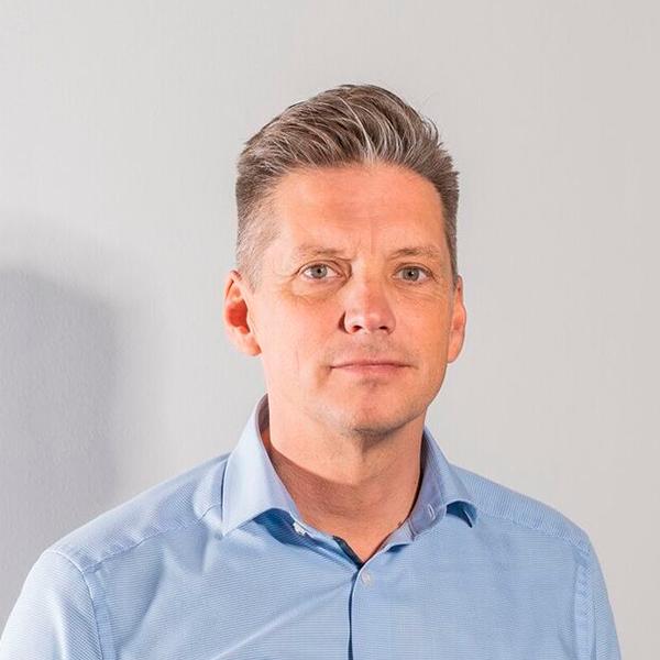 Indehaver og salgschef Johan Michaelsen - PMABILER A/S