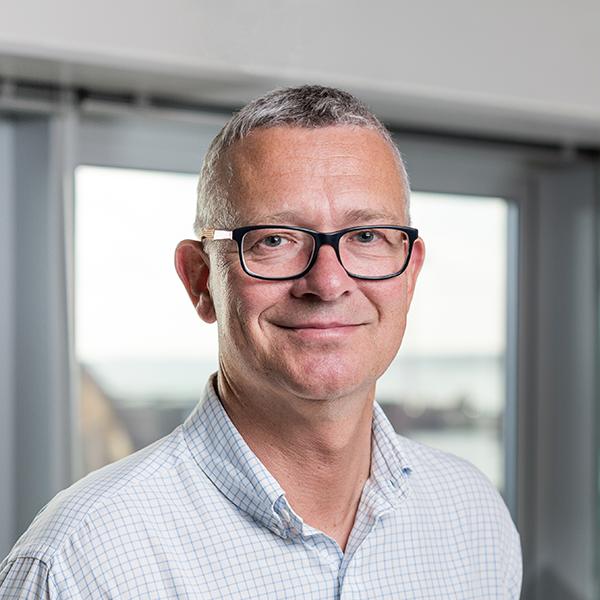 Direktør for Køge Havn, <br/>Skandinavisk Transport Center <br/>og Køge Jorddepot. Thomas Elm Kampmannn - Skandinavisk Transport Center og Køge Havn