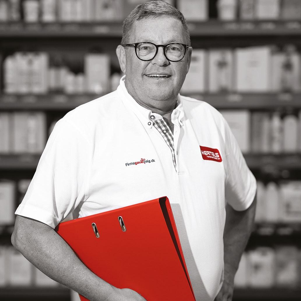 Salgschef Karsten Jakobsen - Hertels A/S