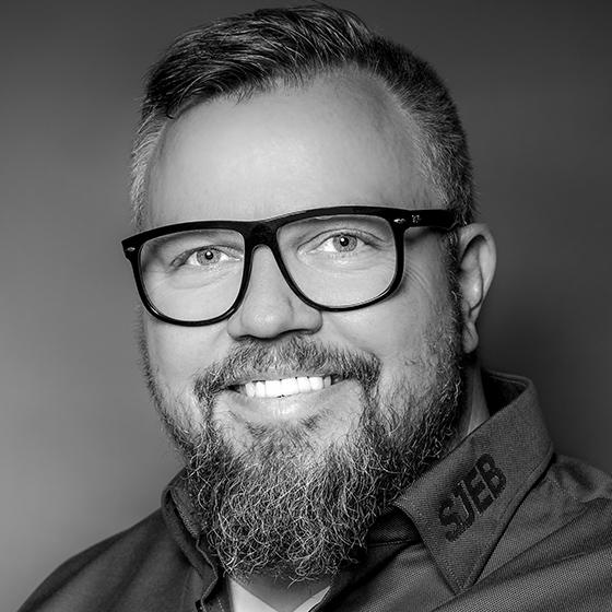 Key Account Manager Jakob Kargaard - SJEB