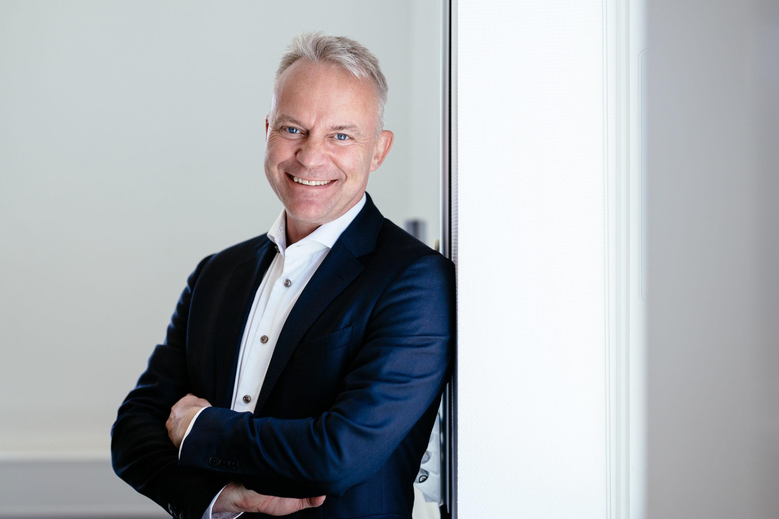 Salgsdirektør Lars Grandjean  - 360 Business Tool