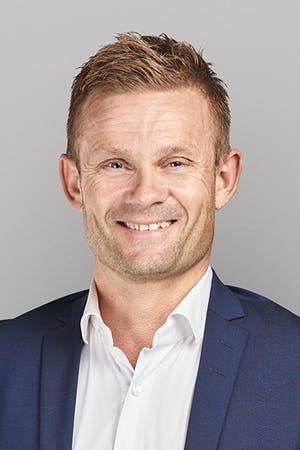 Direktør, Køge Bugt Jesper Køster  - Spar Nord Bank